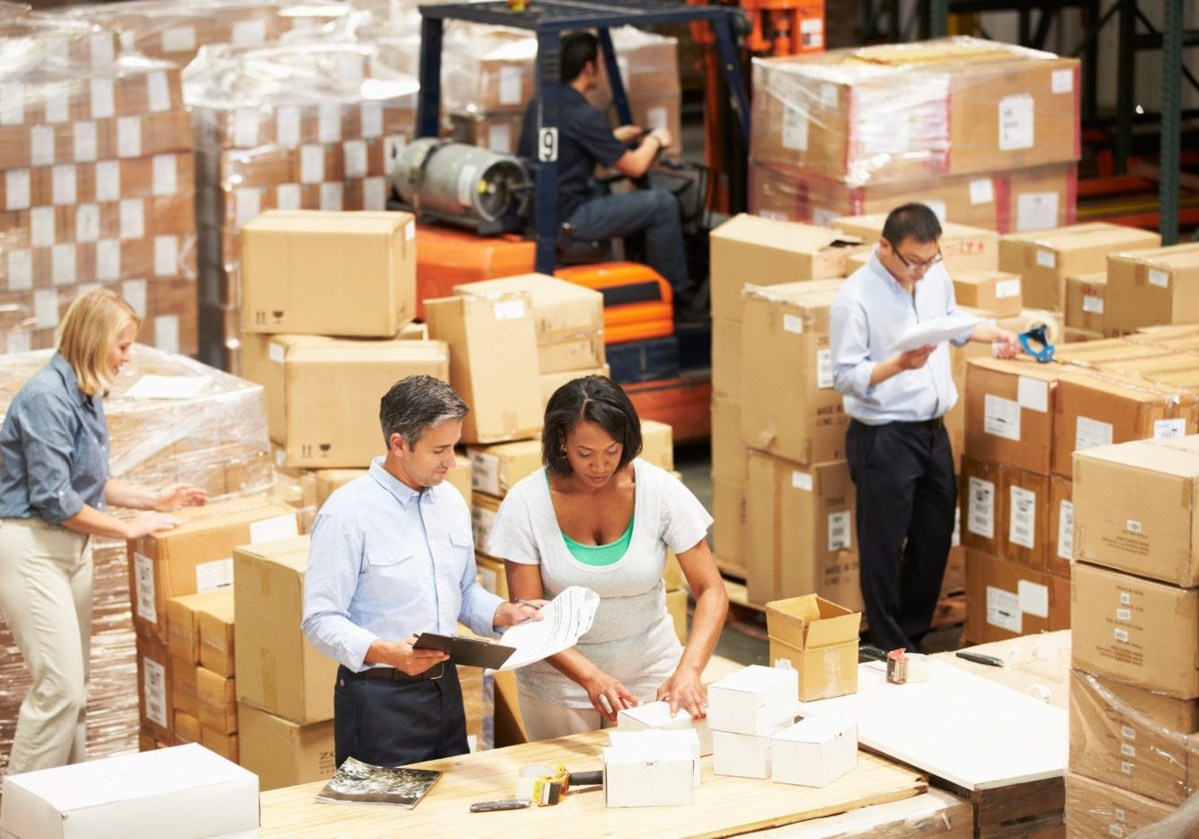 warehouse operations best practices